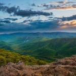 Blue Ridge Mountains!